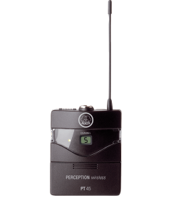 AKG PT45 BD A High-Performance Wireless Body-Pack Transmitter 3247H00010