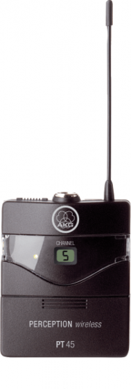 AKG PT45 BD A High-Performance Wireless Body-Pack Transmitter