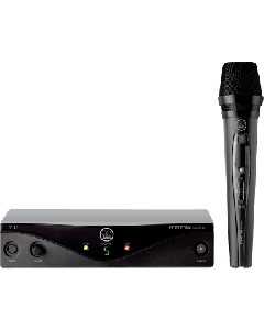 AKG Perception Wireless 45 Vocal Set BD A - High Performance Wireless Microphone System 3251H00010