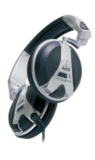 AKG K181 DJ High Performance DJ Headphones