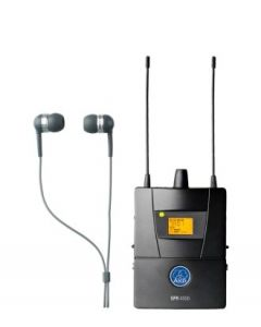AKG SPR4500 SET BD1 - Reference Wireless In-Ear-Monitoring System 3096H00010