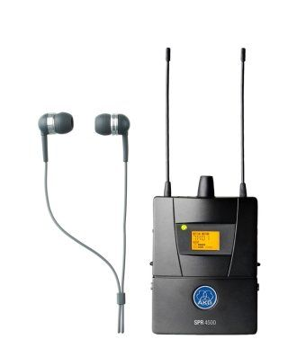 AKG SPR4500 SET BD9 - Reference Wireless In-Ear-Monitoring System