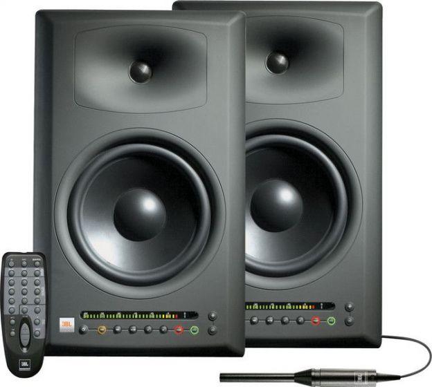 JBL LSR4328P/PAK Bi amplified Studio Monitor System