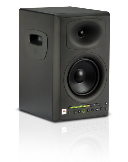 "JBL LSR4326P Powered 6"" two way system"