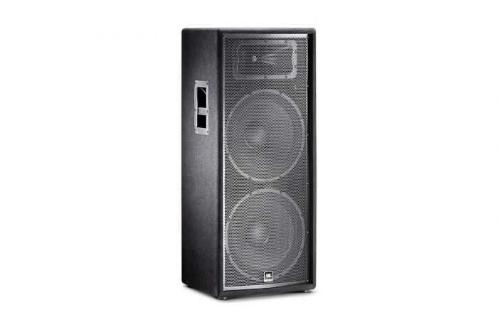 "JBL JRX225 Dual 15"" Two-Way Sound Reinforcement Loudspeaker System"