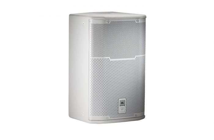 """JBL PRX412M-WH 12"""" Two-Way White Utilitly/Stage Monitor Loudspeaker System"""