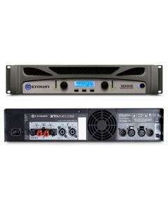 Crown XTi 1002 Two-Channel 500W Power Amplifier NXTI1002-U-US