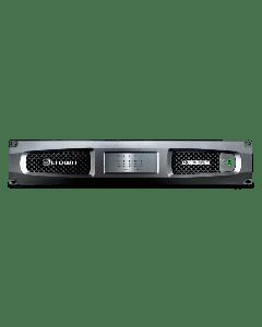 Crown Audio DCi 4|600N Four-channel 600W @ 4Ω Power Amplifier with BLU Link 70V/100V GDCI4X600N-U-US