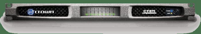 Crown Audio CT875 Eight-Channel 75W Power Amplifier
