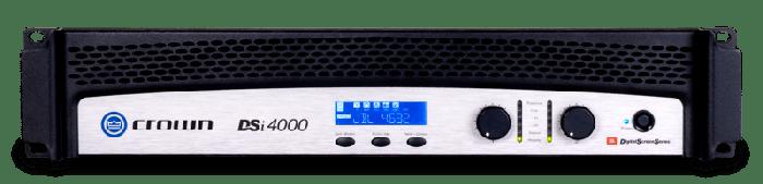 Crown Audio DSi 4000 Two-Channel 1200W Power Amplifier