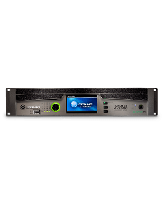 Crown Audio I-Tech 4x3500HD Four-channel 4000W Power Amplifier G4X3500HDS-U-US