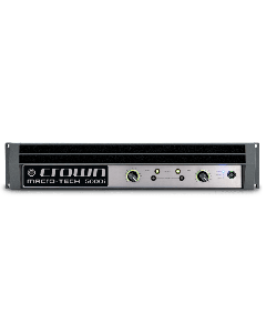 Crown Audio Macro-Tech MA 5000i Two-channel 2500W Power Amplifier GMA5000IDP-US