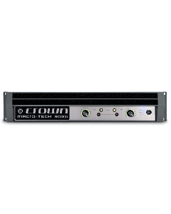 Crown Audio Macro-Tech MA 9000i Two-channel 3500W Power Amplifier GMA9000IDP-US