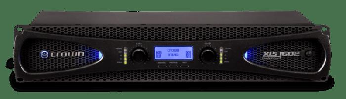 Crown Audio XLS 1502 Two-channel 525W Power Amplifier