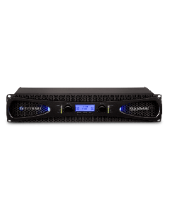 Crown Audio XLS2502 Two-channel 775W Power Amplifier NXLS2502-0-US