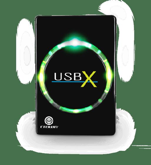 Crown USBX Wi-Fi/USB Control Interface