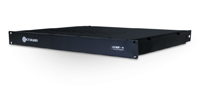 Crown XFMR-8 Eight Channel Transformer