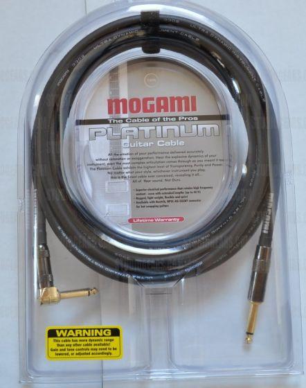 Mogami Platinum Guitar R Cable 12 ft.