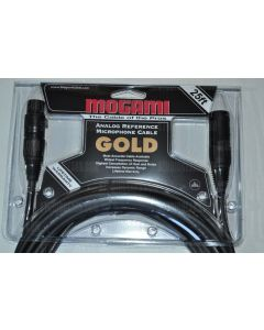 Mogami Gold Studio Cable 25 ft. GOLD STUDIO-25