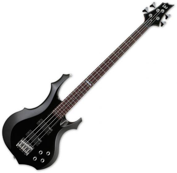ESP LTD F-104 Bass in Black