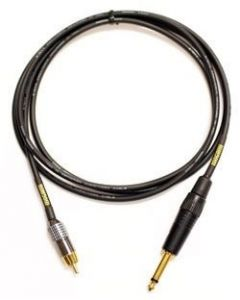 Mogami Gold TS-RCA Cable 12 ft. GOLD TS-RCA-12