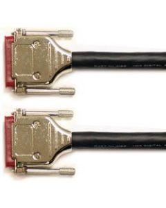Mogami Gold AES YTD DB25-DB25 Cable 20 ft. GOLD AES YTD DB25DB25-20