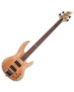 ESP LTD B-204SM Bass Guitar in Natural Stain Finish LB204SMNS