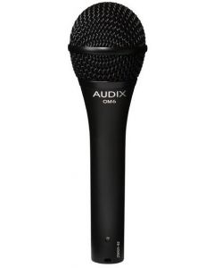 Audix OM6 Dynamic Vocal Microphone 54904