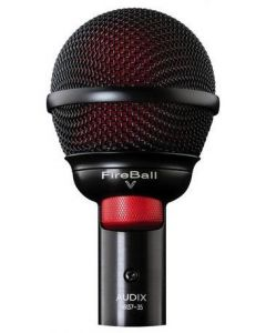 Audix Fireball-V Volume Controlled Microphone for Harmonica and 54924