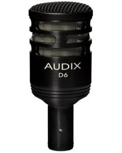 Audix D6 Kick Drum Microphone 54935