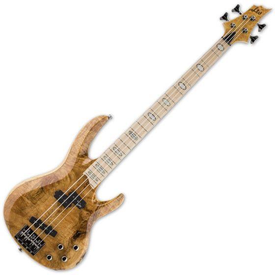 ESP LTD RB-1004BM HN 4-String Electric Bass Guitar in Honey Natural