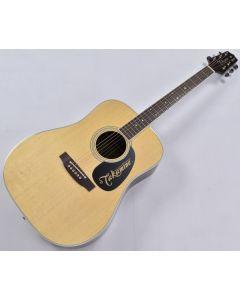 Takamine EF360GF Glenn Frey Acoustic Guitar in Natural Finish B-Stock TAKEF360GF.B