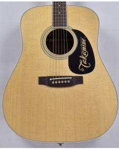 Takamine EF360GF Glenn Frey Acoustic Guitar in Natural Finish B-Stock