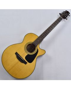 Takamine GF30CE-NAT G-Series G30 Cutaway Acoustic Electric Guitar in Natural Finish B-Stock CC130605192 TAKGF30CENAT.B 5192