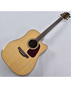Takamine GD93CE-NAT G-Series G90 Cutaway Acoustic Electric Guitar in Natural Finish B-Stock TC13031615 TAKGD93CENAT.B 1615