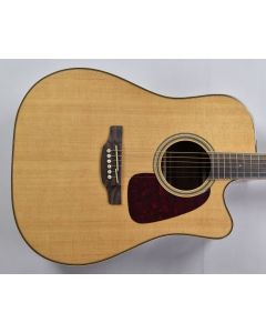 Takamine GD93CE-NAT G-Series G90 Cutaway Acoustic Electric Guitar in Natural Finish B-Stock TC13031615