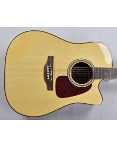 Takamine GD93CE-NAT G-Series G90 Cutaway Acoustic Electric Guitar in Natural Finish B-Stock TC13103890