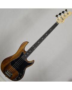 G&L LB-100 USA Custom Monkey Pod Electric Bass in Natural Satin Finish USA LB100-NAT-RW 8647