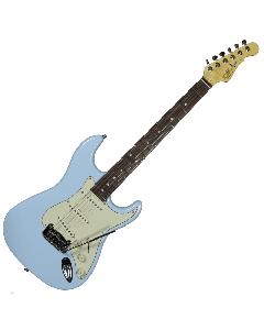 G&L legacy usa custom made guitar in sonic blue 111512
