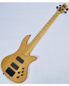 Schecter Stiletto Session-4 FL Electric Bass Aged Natural Satin  SCHECTER2845