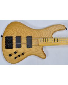 Schecter Stiletto Session-4 FL Electric Bass Aged Natural Satin