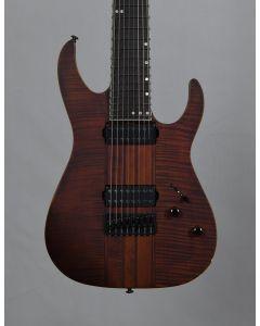Schecter Banshee Elite-8 Electric Guitar Cats Eye Pearl