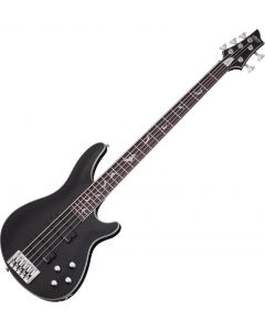 Schecter Damien Platinum-5 Electric Bass Satin Black  SCHECTER1201