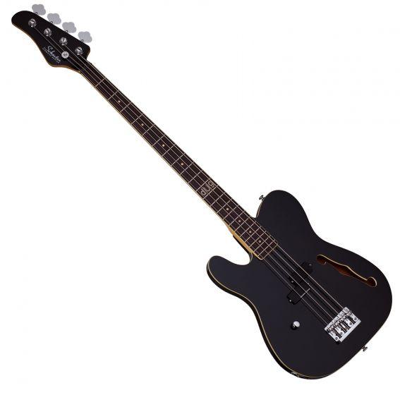 Schecter Signature dUg Pinnick Baron-H Left-Handed Electric Bass Gloss Black
