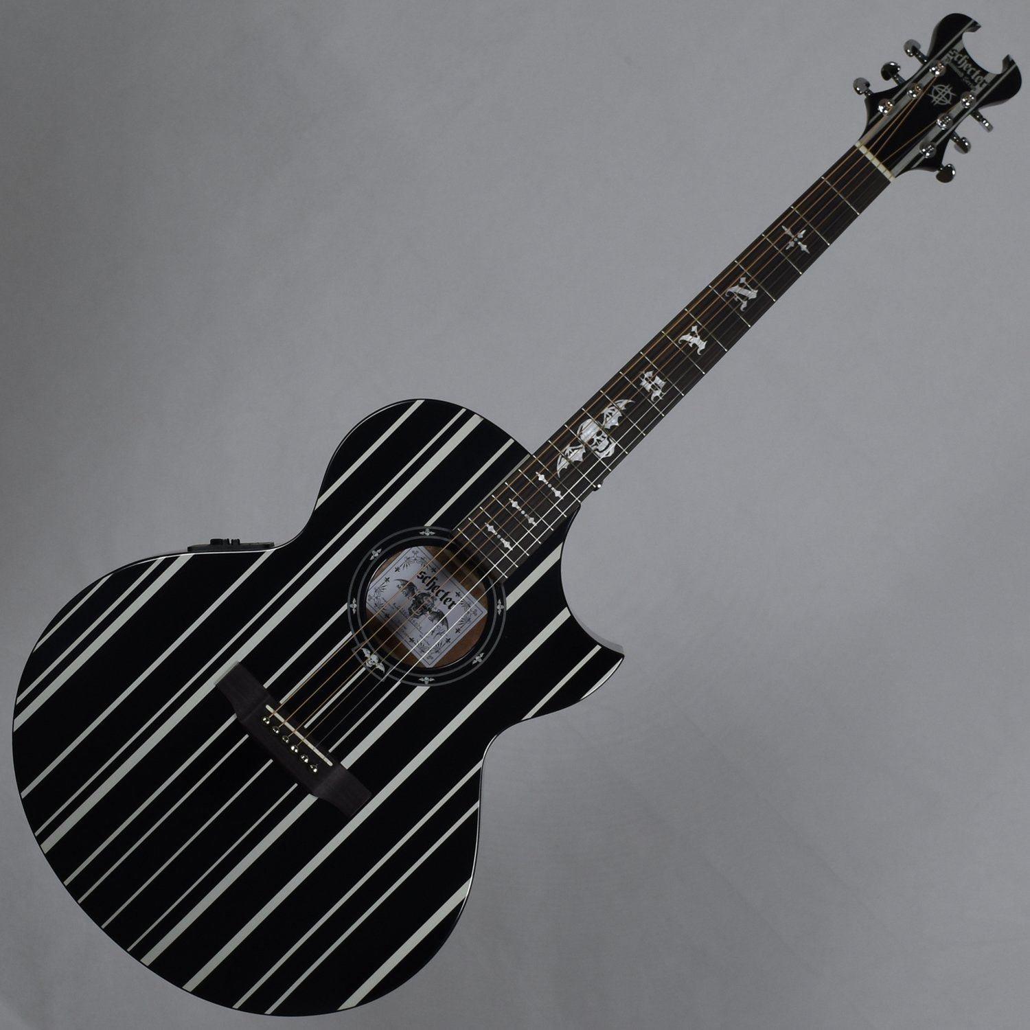 schecter signature synyster gates syn ac ga sc acoustic guitar in glos. Black Bedroom Furniture Sets. Home Design Ideas