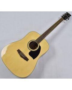 Ibanez PF15-NT PF Series Acoustic Guitar in Natural High Gloss Finish B-Stock SA150102218 PF15NT.B 2218