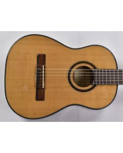 Ibanez GA15-1/2-NT Classical Series Nylon Acoustic Guitar in Natural High Gloss Finish B-Stock GS150608249