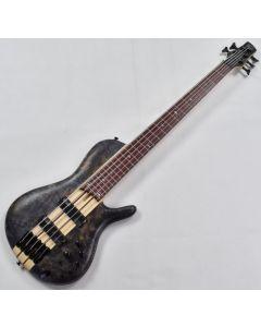 Ibanez SR Bass Workshop SRSC805 5 String Electric Bass Deep Twilight Flat SRSC805DTF