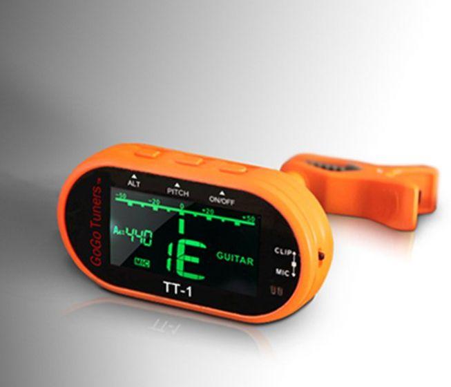 GoGo TT-1 Clip-on Tuner
