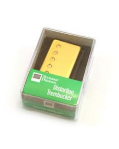 Seymour Duncan TB-6 Trembucker Duncan Distortion Pickup Gold Cover 11103-21-Gc
